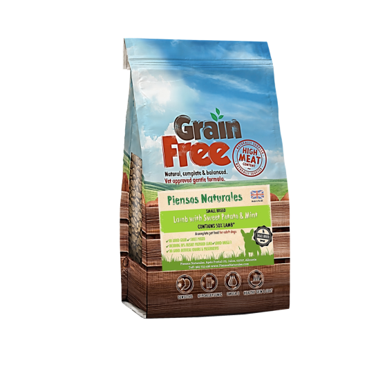 Grain Free 50% Angus Beef, Sweet Potato & Carrots
