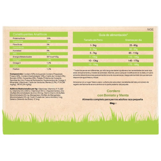 Grain Free 50% Angus Beef, Sweet Potato & Carrots 2kg