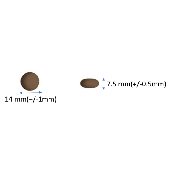 Piensos Naturales Grain Free Small Breed Chicken, Sweet Potato and Herbs 2kg