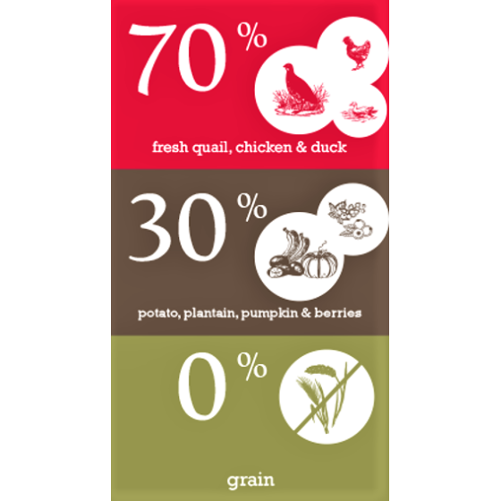 Forthglade Sardine, Sweet Potato & Vegetables (395g)